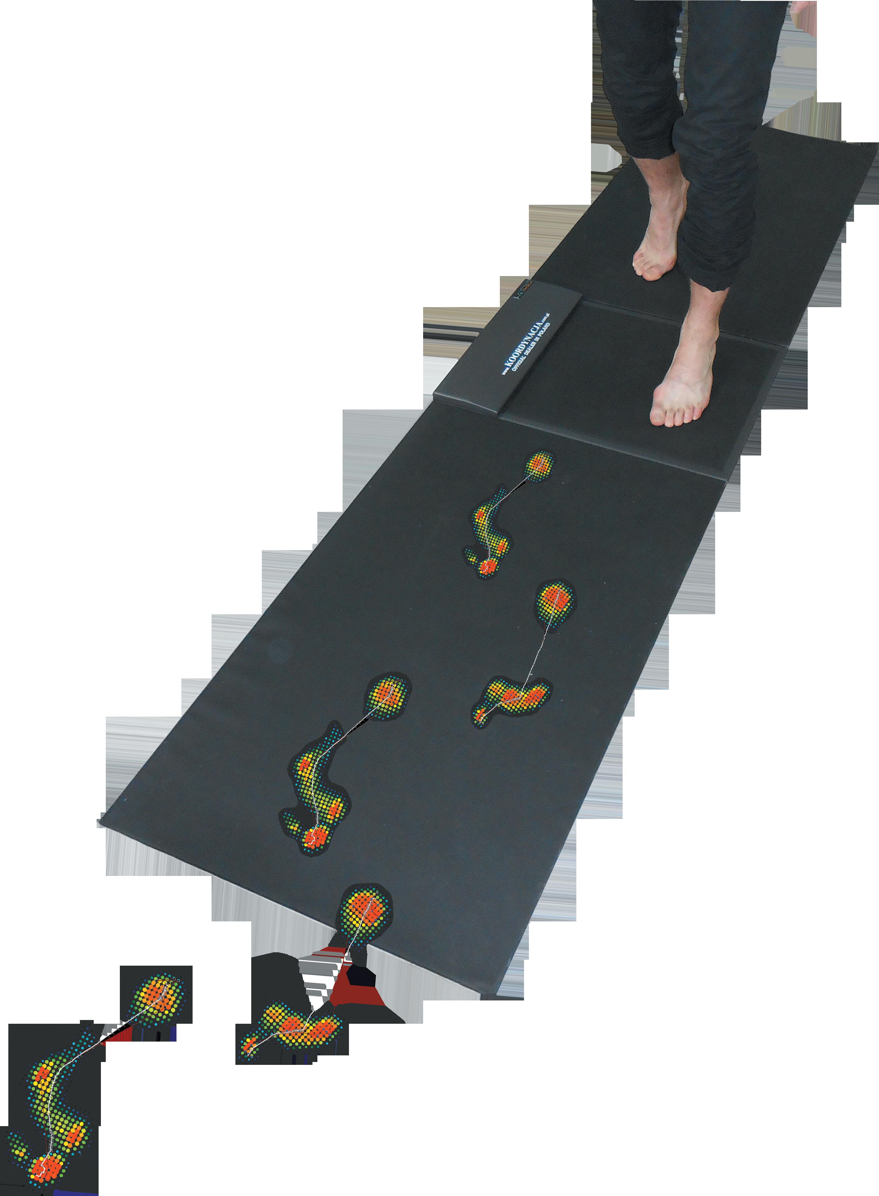 Analiza wtrakcie chodu (dynamiczna)