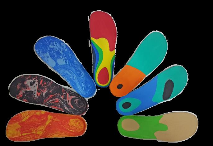 Wkładki do butów pomagają czy szkodzą?
